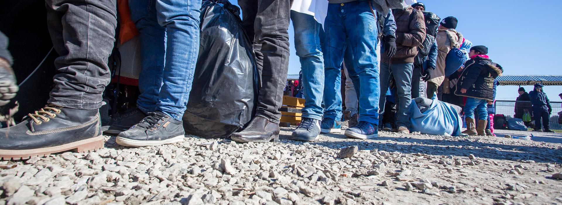Vluchteling in Gouda, zaterdag 29 oktober 2016
